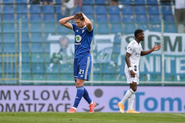 Fotbalový útočník Milan Škoda z Boleslavi.