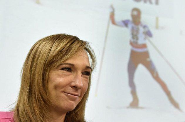 Běžkyně na lyžích Eva Vrabcová-Nývltová byla po dvoutýdenní hospitalizaci propuštěna z brněnské nemocnice.