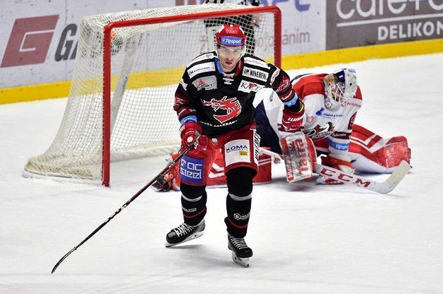 Wojciech Wolski z Třince byl opět hrdinou Ocelářů.