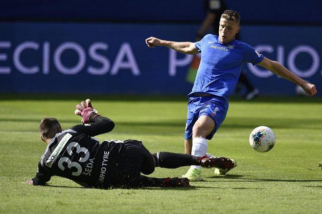 Fotbalisté Mladé Boleslavi bojovali o druhé předkolo Evropské ligy s Libercem