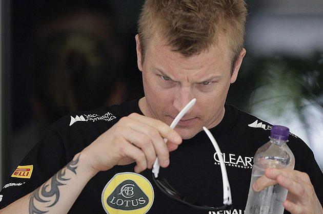 Kimi Räikkönen - bude v příští sezóně jezdit za Red Bull?