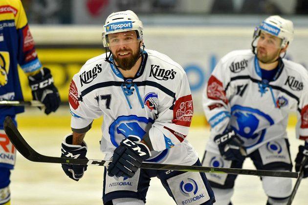 Plzeňský útočník Milan Gulaš v duelu se Zlínem nastřílel pět gólů.