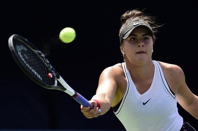 Bianca Andreescuová ovládla turnaj v Torontu