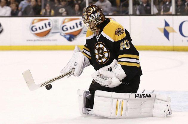V bostonském dresu zářil především finský gólman Tuukka Rask.
