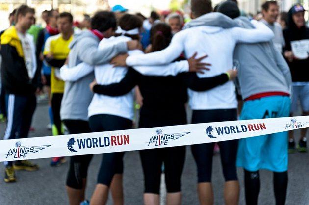 Wings for Life - celosvětový běh pro každého.