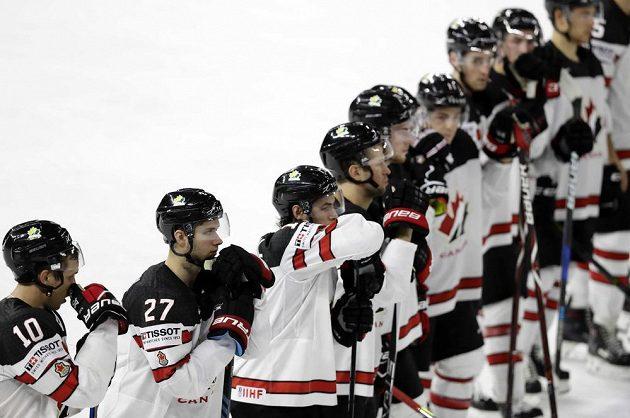 Smutek. Kanada v semifinále MS prohrála 2:3 se Švýcarksem. Překvapení je na světě.