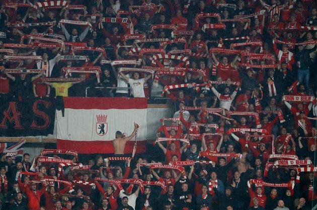 Fanoušci Unionu Berlín