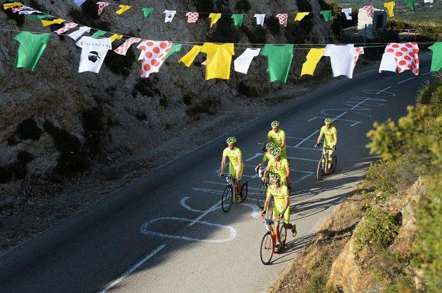 Tour de France 2013, 3.etapa na Korsice.