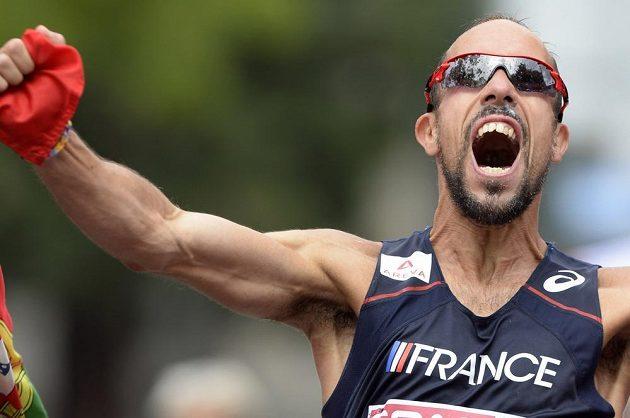 Chodec Yohann Diniz zdolal světový rekord téměř o dvě minuty.