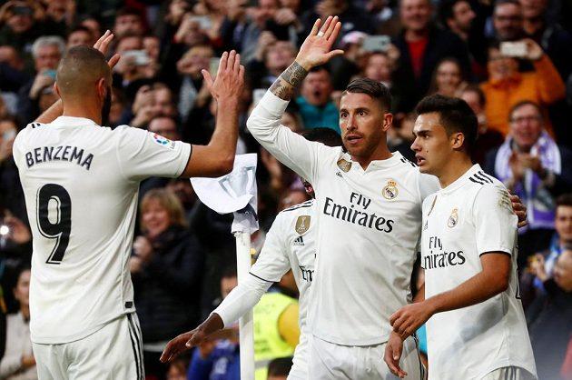 Fotbalový Real Madrid má co napravovat. Po výměně trenéra ale začal vítězit.