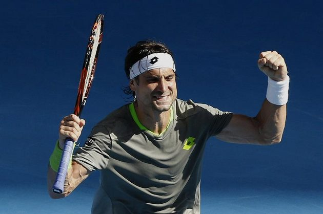 Španěl Ferrer si na Australian Open zahraje o semifinále.