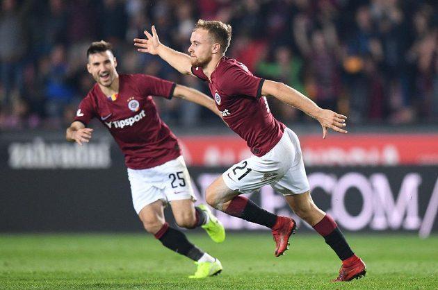 Martin Hašek si připsal proti Bohemians parádní branku