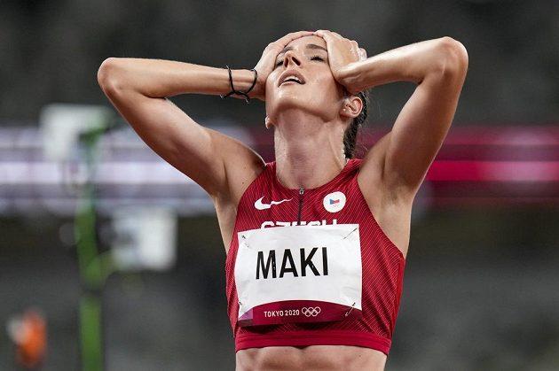 Kristiina Mäki vylepšila o 61 setin národní rekord Ivany Walterové z roku 1986