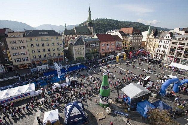 Půlmaratón v Ústí nad Labem přiláká na 3500 bežců.