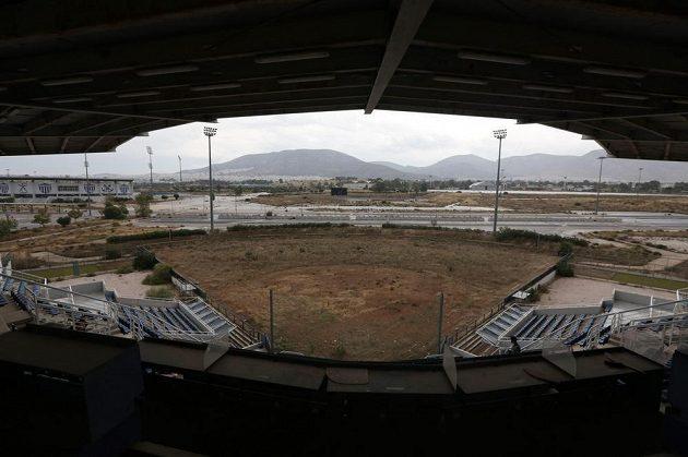 Baseballový a softbalový stadión Helliniko stihl podobný osud jako další olympijská sportoviště v Aténách.