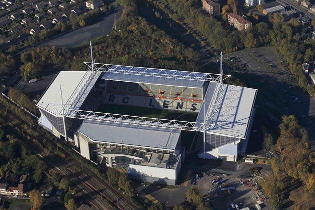 Fotbalový stadión francouzského Lens, kde se Česká republika utká během EURO 2016 s Tureckem.