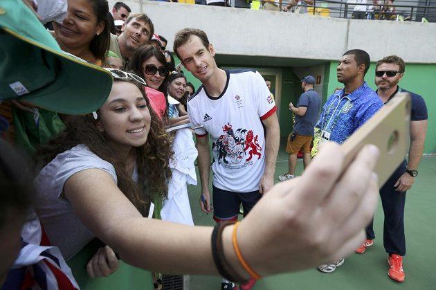 Také o Andyho Murrayho je zájem...
