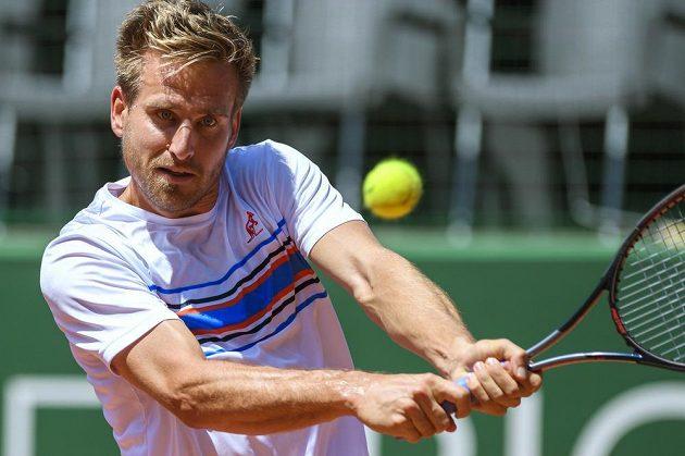 Německý tenista Peter Gojowczyk.