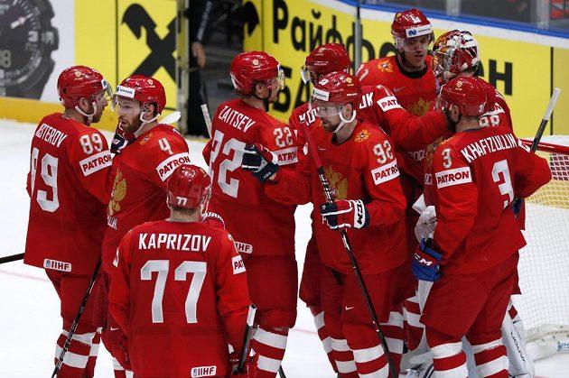 Favorit nezaváhal, Rusko vyhrálo na mistrovství světa nad Norskem.