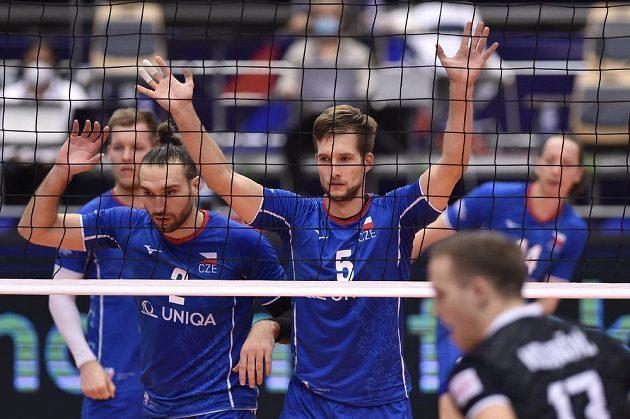 Čeští hráči na Slovince nestačili.