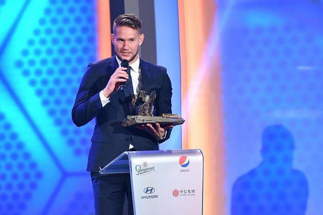 Tomáš Vaclík vyhrál anketu Fotbalista roku