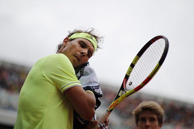 Rafael Nadal bojuje o postup do finále French Open