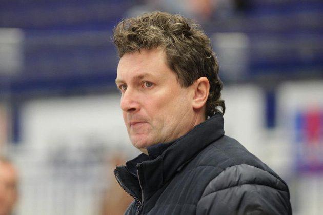 Trenér Zlína Robert Svoboda v duelu s Vítkovicemi.