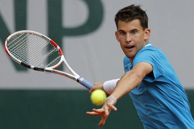 Rakušan Dominic Thiem vyzve v semifinále French Open světovou jedničku.