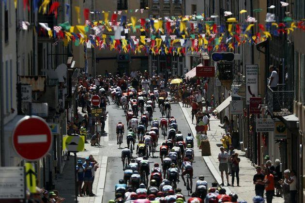 Devátá etapa Tour de France přinesla zajímavou podívanou
