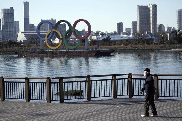 Olympijské kruhy jsou v Tokiu, ale s hrami to vypadá zle.