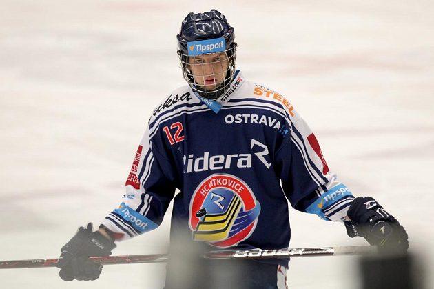 Šestnáctiletý Jaromír Pytlík, kterého si ve Žďáru vyhlédly Vítkovice.