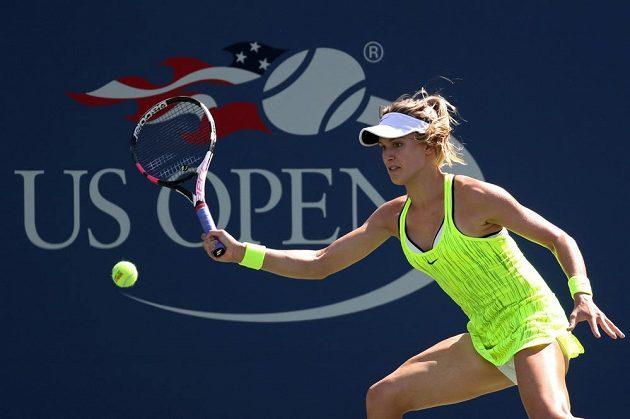 Kanadská tenistka Eugenie Bouchardová na Kaeřinu Siniakovou nestačila.