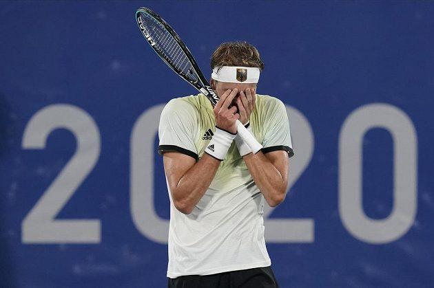 Nečekaný finalista mužské dvouhry na olympijských hrách Alexander Zverev