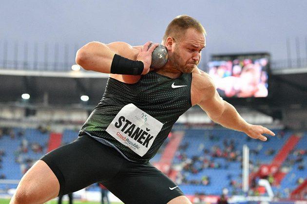 Koulař Tomáš Staněk na Zlaté tretře skončil třetí.