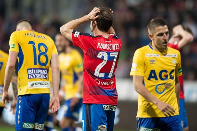 Plzeňský Andreas Ivanschitz si vyčítá proměrněnou šanci proti Teplicím.