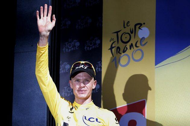 Britský cyklista Christopher Froome dobře ví, že o vítězství na stém ročníku Tour de France ho může připravit jen nešťastná souhra náhod.