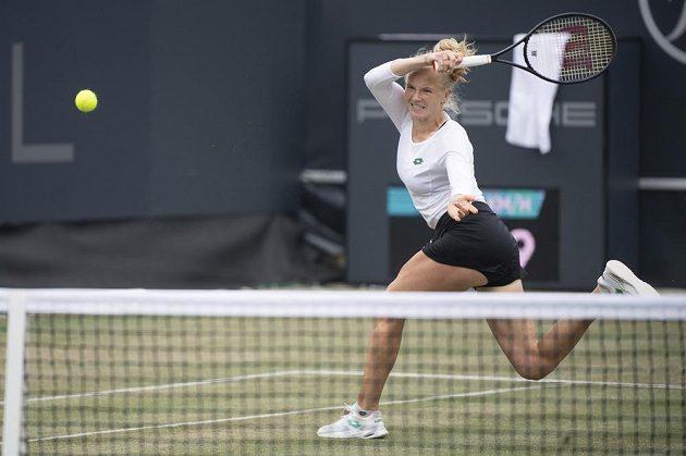 Česká tenistka Kateřina Siniaková si zahraje na turnaji v německém Bad Homburgu finále.