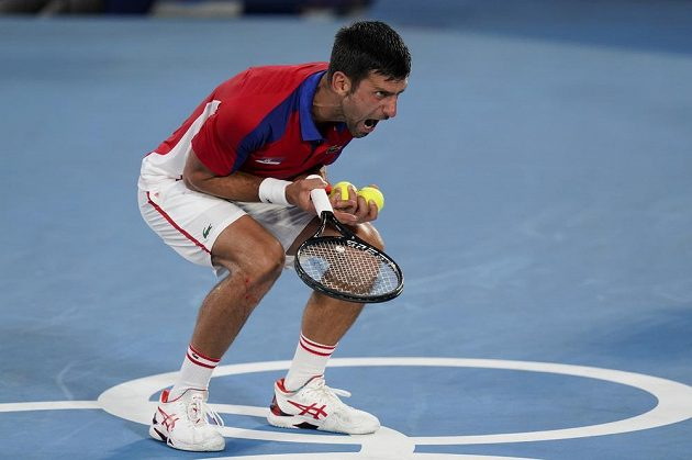 Novak Djokovič si finále tenisové dvouhry nezahraje