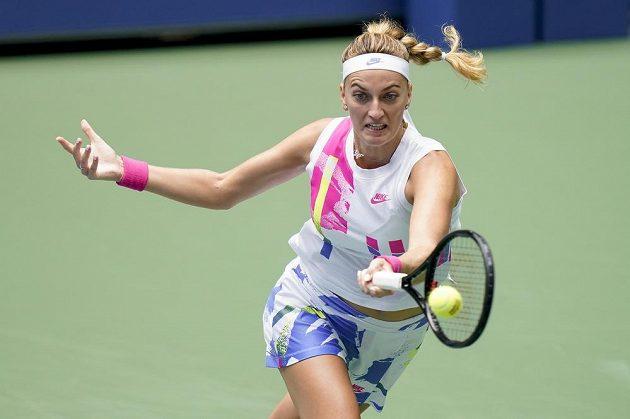 Petra Kvitová postoupila do 3. kola US Open.