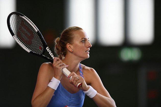 Petra Kvitová si na exhibičním turnaji v Berlíně zahraje znovu finále.