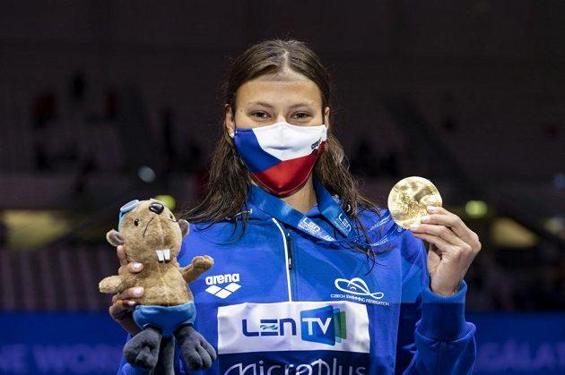 Dvě setiny sekundy rozhodly o titulu mistryně Evropy. Získala jej Barbora Seemanová.