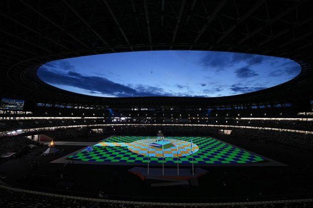 V Tokiu začal závěrečný ceremoniál k ukončení olympiády