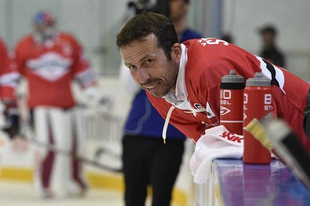 Tenista Radek Štěpánek, který vedl jako trenér Havlát Team.