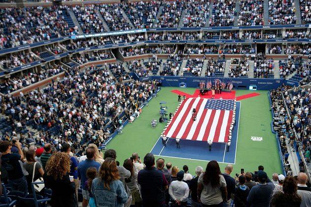 Finále dvouhry žen na tenisovém US Open bylo záležitostí Američanek.