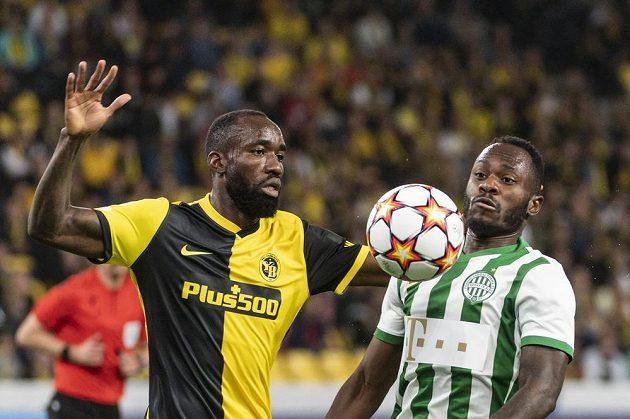 Fotbalisté Ferencvarose Budapešť bojují o postup do základní skupiny Ligy mistrů se švýcarským Young Boys Bern.