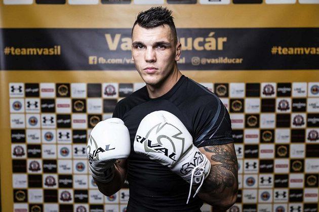 Český profesionální boxer Vasil Ducár se 11. září utká v kanadském Sydney s domácím Ryanem Rozickim.
