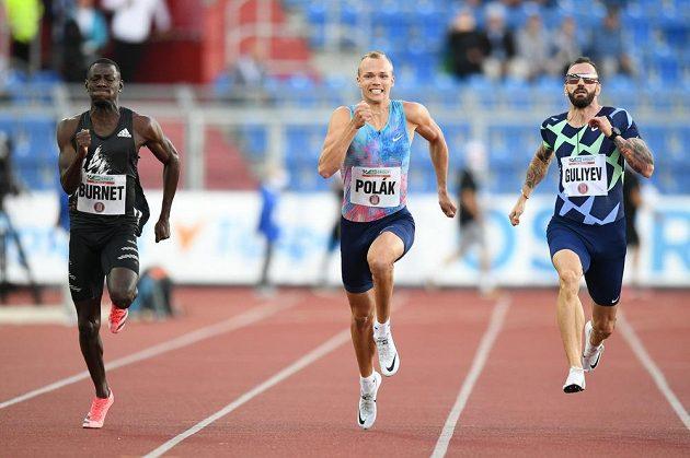 Atletický mítink Zlatá tretra přinesl skvělé výkony
