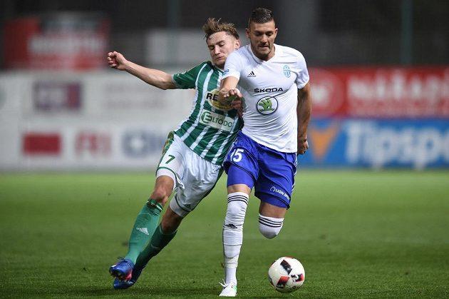 Ve čtvrtfinále MOL Cupu se Vršovicích utkaly týmy Bohemians 1905 a Mladé Boleslavi. Devadesát minut zápas nerozhodlo.