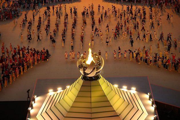 Olympijské hry v Tokiu byly zahájeny