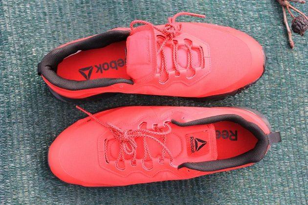 Trailové boty Reebok All Terrain Craze - pohled shora.